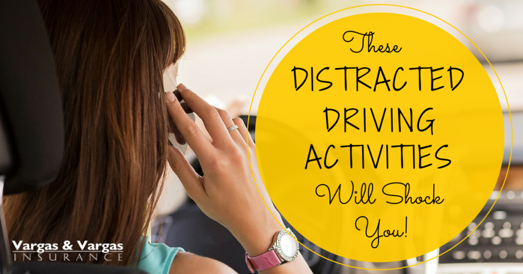 Distracted Driving Activities