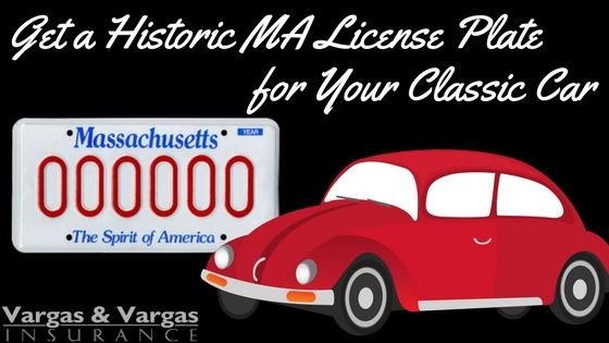 At Vargas and Vargas Insurance Agency we love seeing classic cars on the road. It takes us back to a simpler time. Did you know that classic cars can have ...  sc 1 st  Vargas u0026 Vargas Insurance & Classic Cars Plates | Blog | Vargas u0026 Vargas Insurance