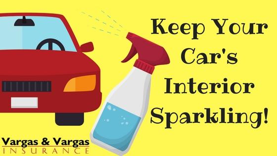 interior car cleaning blog vargas vargas insurance. Black Bedroom Furniture Sets. Home Design Ideas