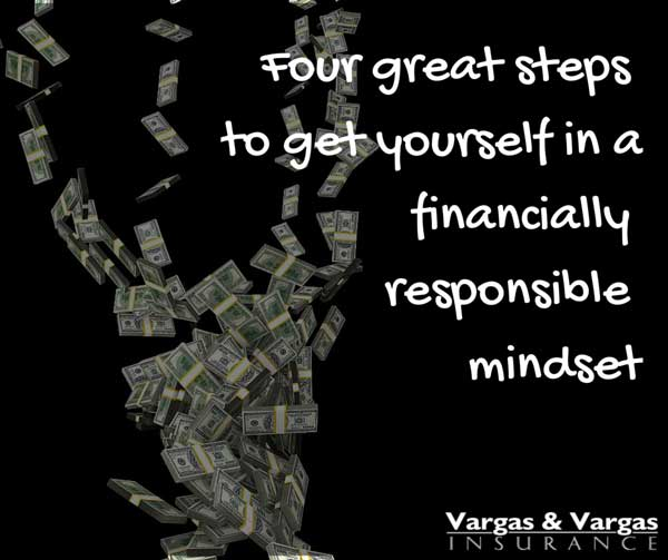 Four Great Steps to Financial Success