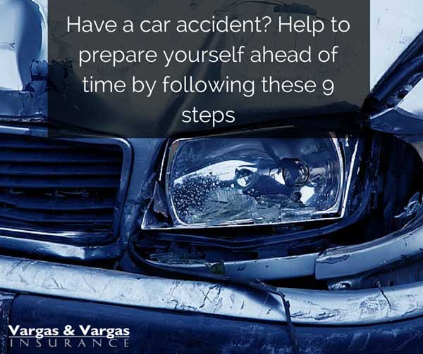 Have a Car Accident? Follow These Nine Steps