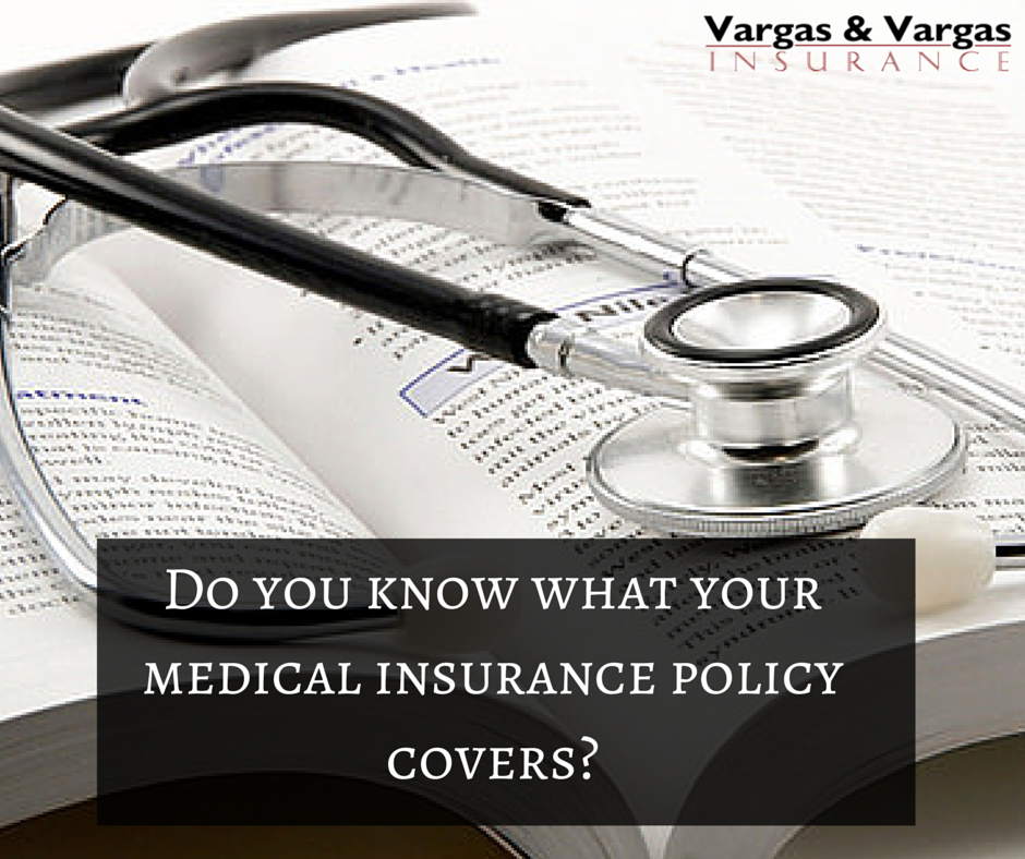 Do you know what your medical insurance