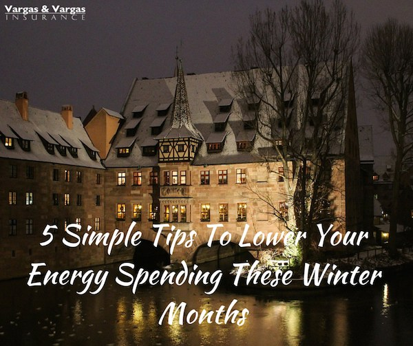 Lower Your Energy Spending in Winter