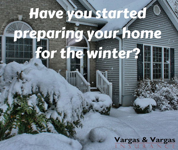 Prepare for the Cold by Winterizing Your Home