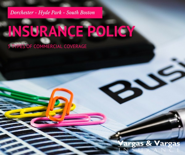 Dorchester Commercial Insurance Policies