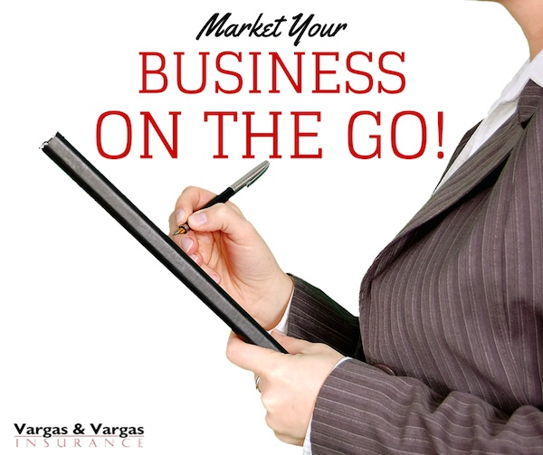 Market Your Business on the go