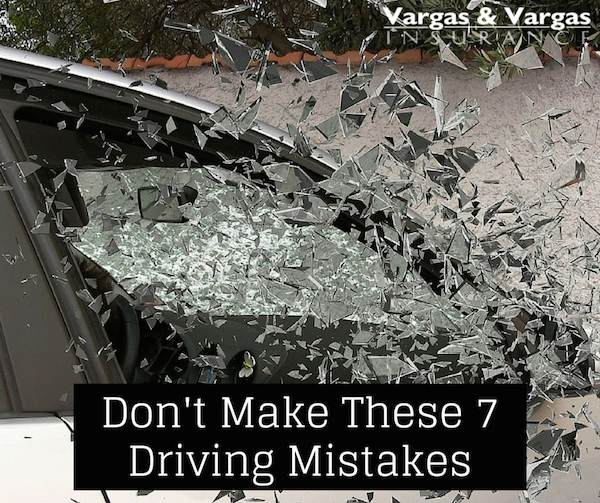 7 Driving Mistakes That Could Put You At Risk