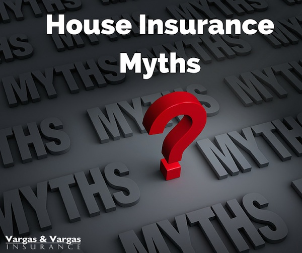 House Insurance myths