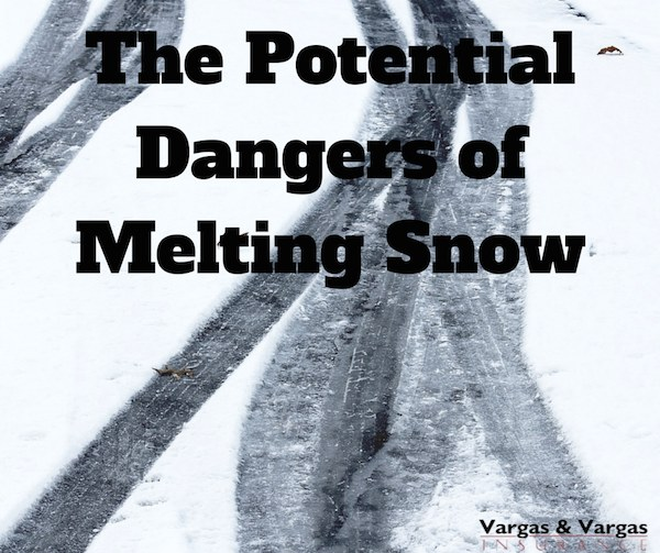The Potential Dangers of Melting Snow