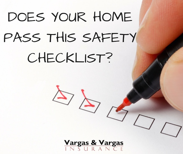 Does Your Home Pass This Safety Checklist
