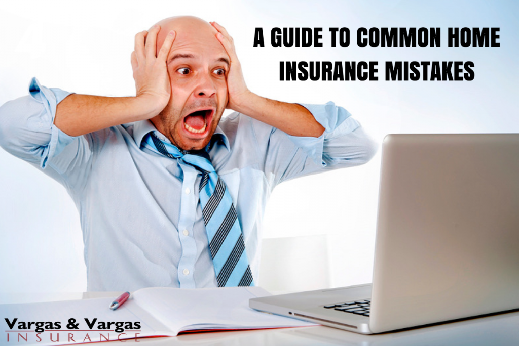 A Guide to Common Home Insurance Mistakes
