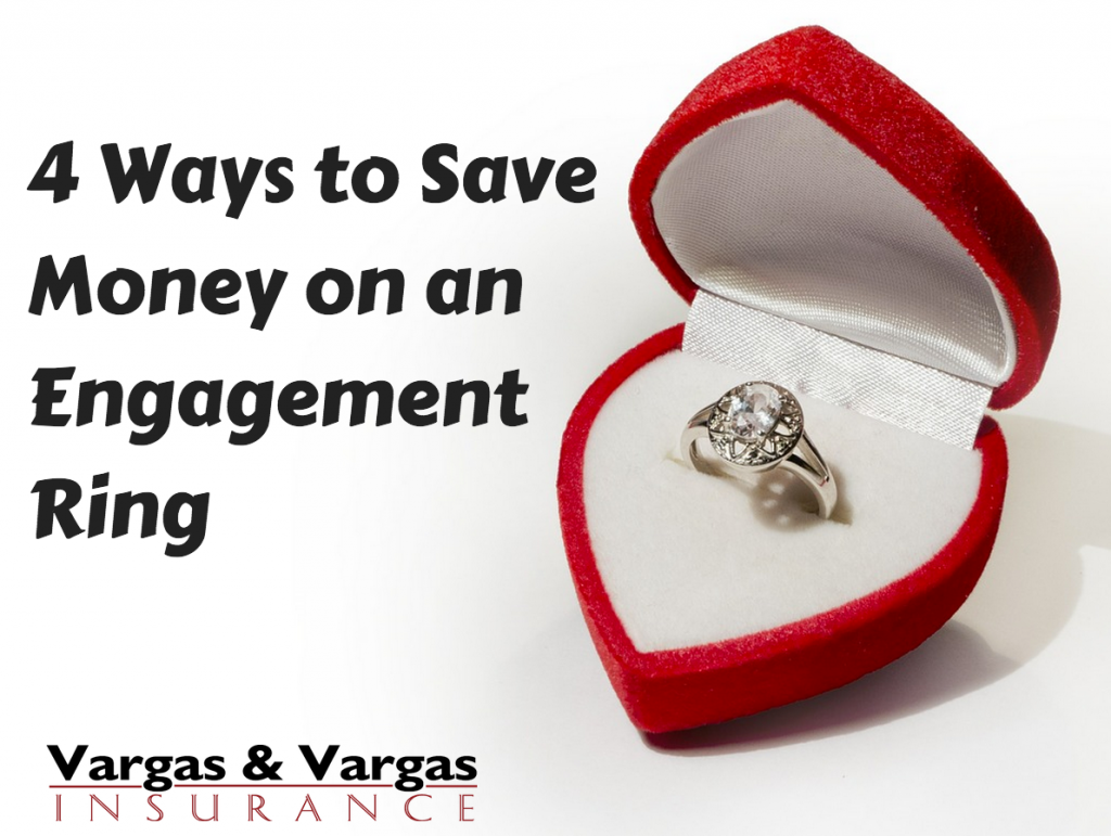 4 Ways to Save Money on an Engagement Ring
