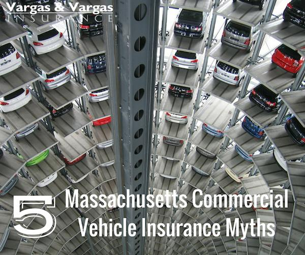 5 Massachusetts Commercial Vehicle Insurance Myths