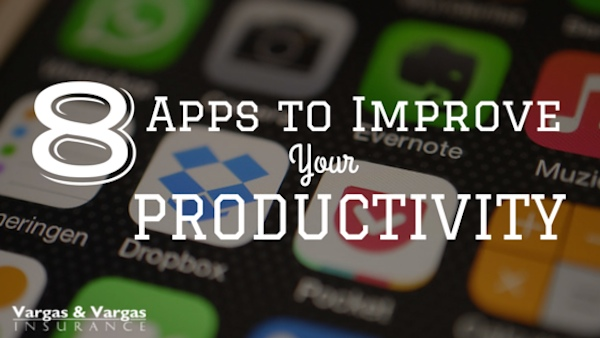 8 apps to improve your productivity