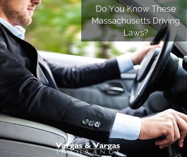 Do You Know these Massachusetts Driving Laws?