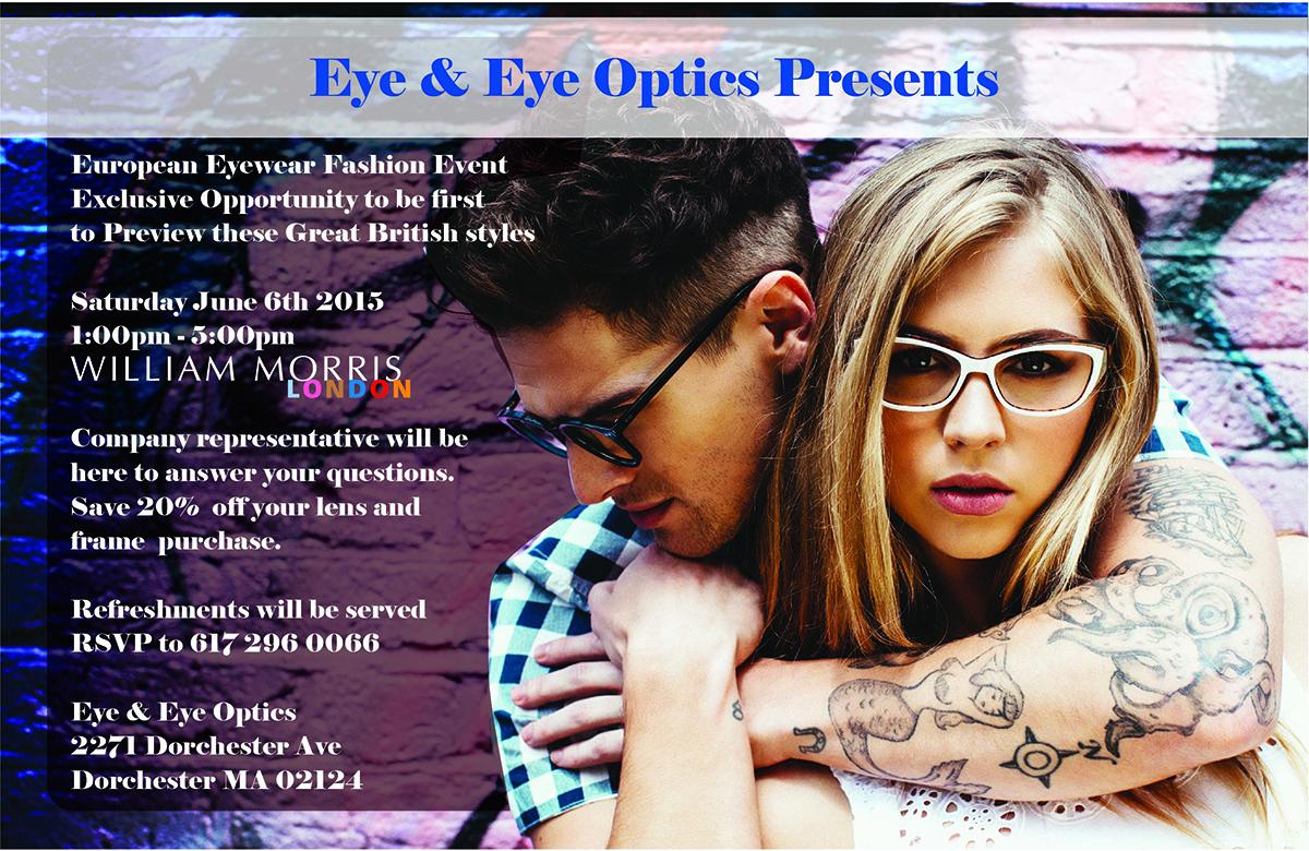 Eye & Eye Event