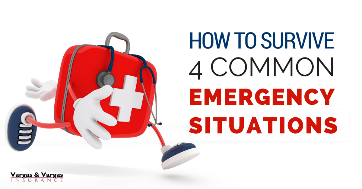 How to Survive Common Emergency Situations