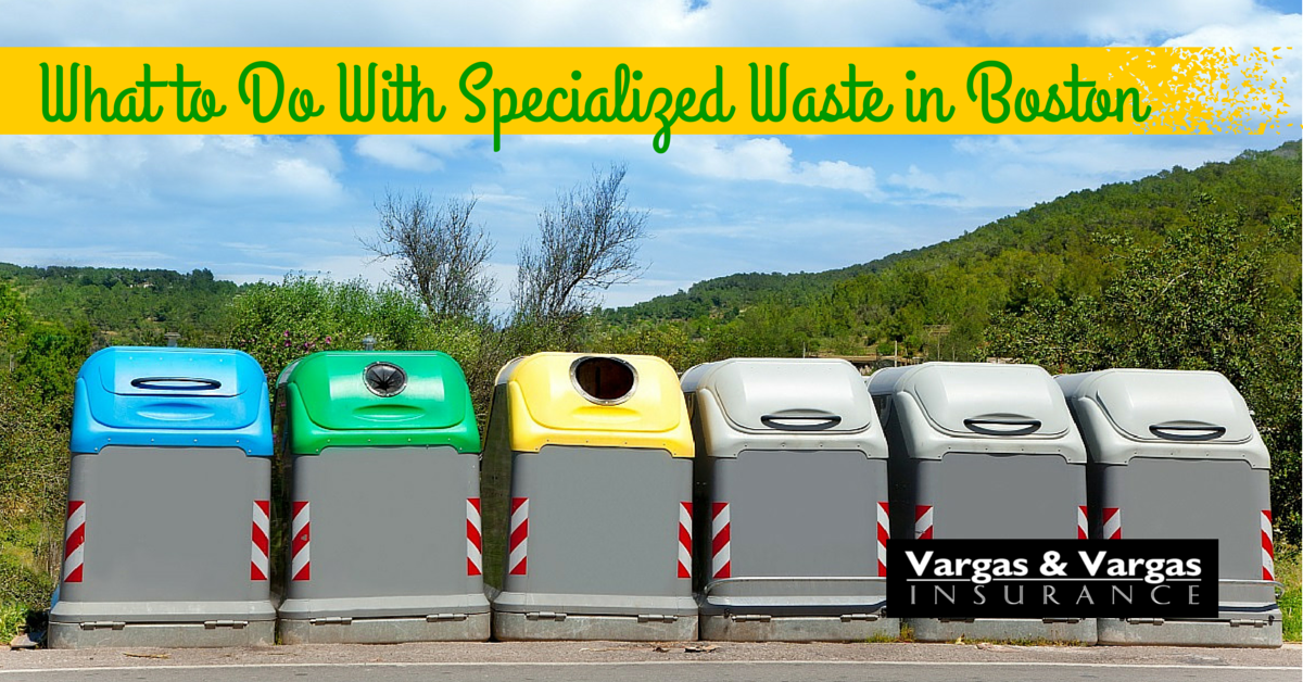 specialized waste