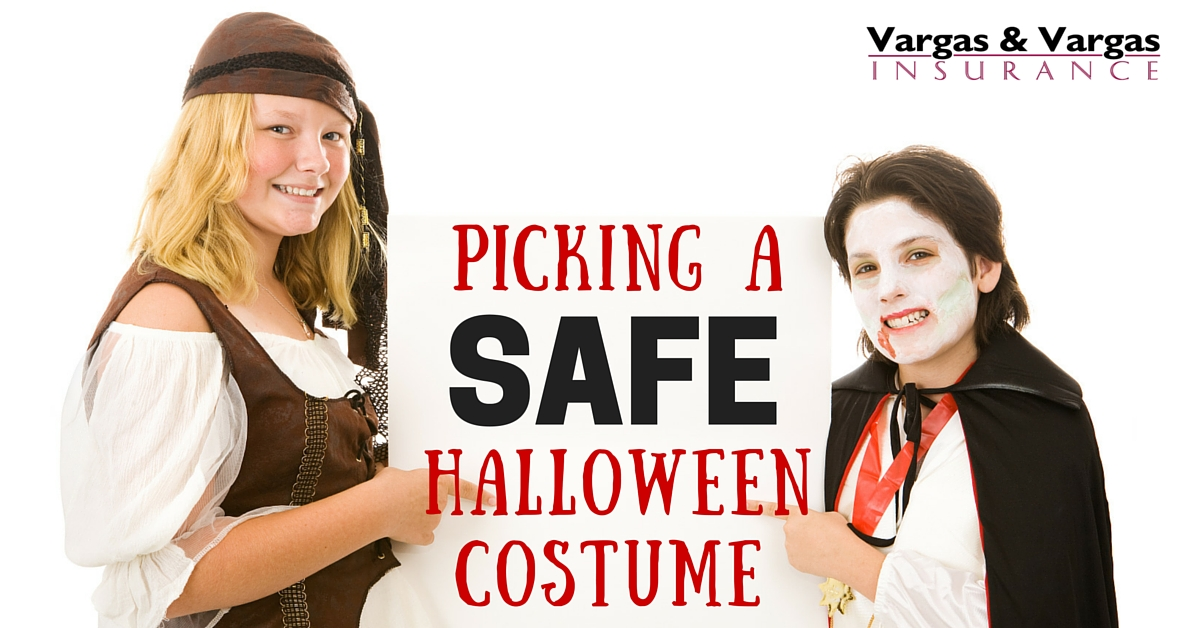 Picking a Safe Halloween Costume